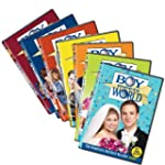 BOY MEETS WORLD: THE COMPLETE SERIES...