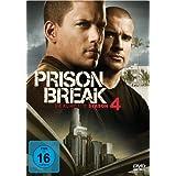 """Prison Break - Die komplette Season 4 [6 DVDs]von """"Wentworth Miller"""""""