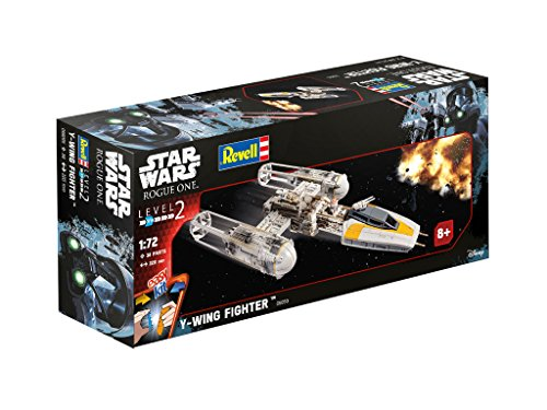 Revell-easykit-06699-Star-Wars-Y-wing-Fighter
