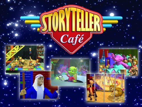 Storyteller Cafe Season 1