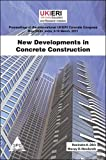 img - for New Developments in Concrete Construction book / textbook / text book