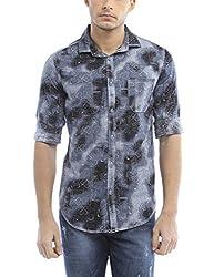 Bandit Black Slim Fit Shirt