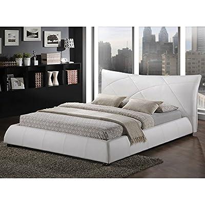 Baxton Studio Corie Modern Platform Bed