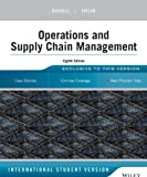 img - for Operations Management: Creating Value Along the Supply Chain book / textbook / text book
