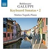 Galuppi: Keyboard Sonatas, Vol. 2