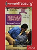The Rescue Of Jenna West (Intimate Moments)