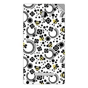 Garmor Designer Mobile Skin Sticker For Coolpad S6 - Mobile Sticker