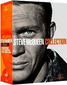Coffret Steve McQueen - La grande évasion - Les Sept Mercenaires - L'affaire Thomas Crown
