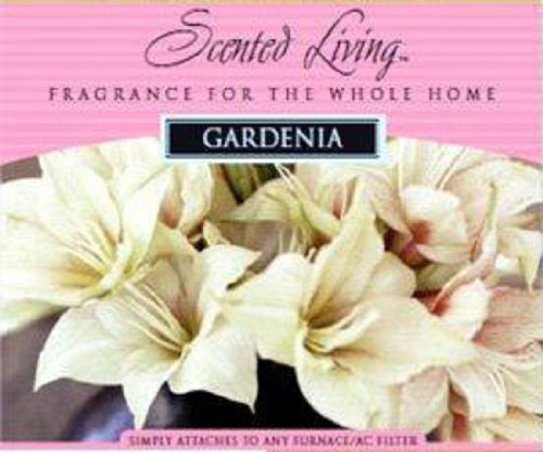 Gardenia Scented Living Filter Fragrance (Gardenia Air Freshener compare prices)