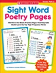 Sight Word Poetry Pages: 100 Fill-in-...
