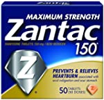 Zantac 150 Maximum Strength Tablets,...