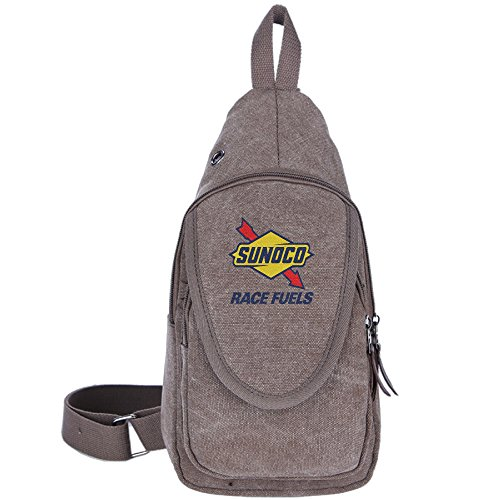 sunoco-race-fuel-logo-relaxed-brown-canvas-crossbody-single-shoulder-bag