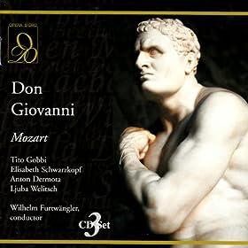 """Don Giovanni: Act I, """"Bisogna aver coraggio, o cari amici miei"""""""