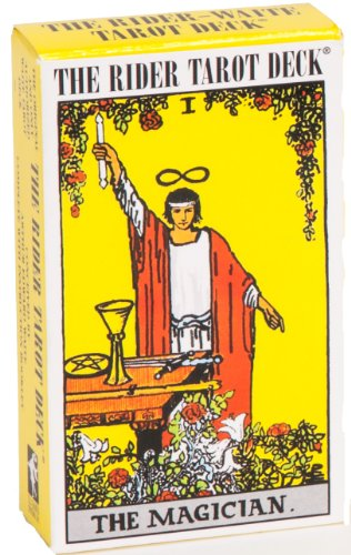 The Rider Tarot Deck -