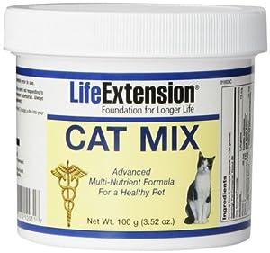 Life Extension Cat Mix Powder, 100-Grams
