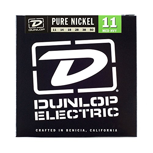 Dunlop DEK1150 Electric Pure Nickel, medium/heavy
