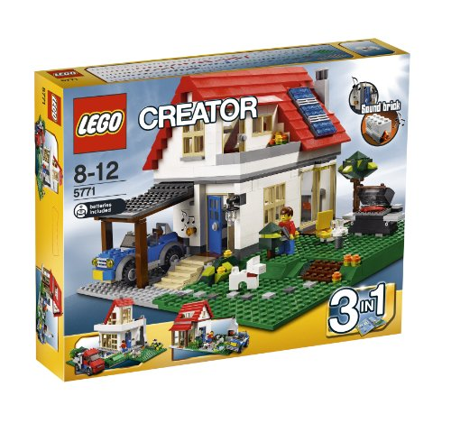 LEGO Creator 5771: Hillside House