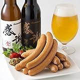 【Amazon.co.jp限定】 感謝ビール+ウインナーセット (ビール6本、ウインナー10本) ランキングお取り寄せ