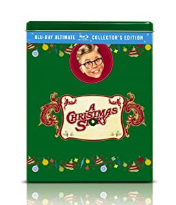 A Christmas Story Ultimate Collectors Edition Blu-ray Widescreenfull Screen by Warner Home Video