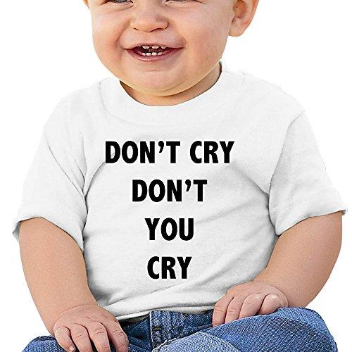 alizishop1-custom-unsex-babys-donrt-you-cry-cotton-short-sleeve-t-shirts