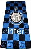 Inter Milano  大きなバスタオル / セリエA インテル