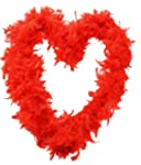 FEATHER BOA 65G THICK HEN NIGHT ACCES...