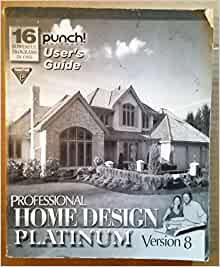Punch! Home Design Architectural Series 3000 .. User's ...