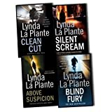 Lynda La Plante Lynda La Plante Anna Travis Mysteries 4 Books Collection Pack Set RRP: £29.96 (Clean Cut, Above Suspicion, Blind Fury, Silent Scream)
