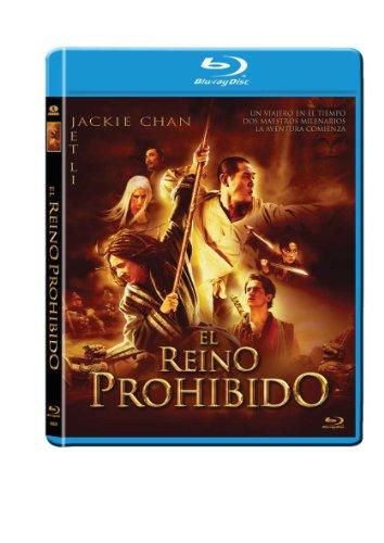 El Reino Prohibido [Blu-ray]