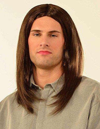[Rubie's Costume Co Men's Mister Olympian Wig, Brunette, One Size] (Caitlyn Jenner Costume)