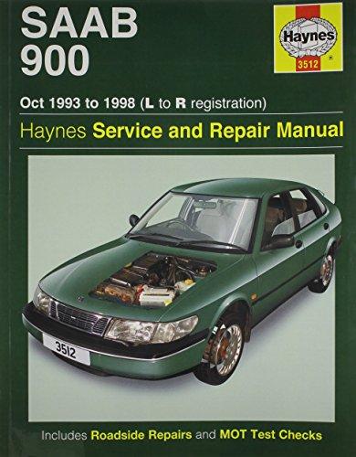 Saab 900 Service and Repair Manual (Haynes Service and Repair Manuals)