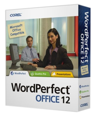 Corel Wordperfect Office 12 Standard Upgrade [Old Version]