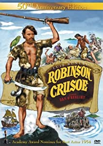 Robinson Crusoe (50th Anniversary Edition)