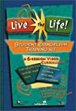 Live the Life! Student Evangelism Training Kit (0310225760) by Youth for Christ