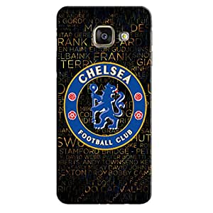 FOOTBALL CLUB BACK COVER FOR SAMSUNG A9