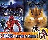 echange, troc Bionicle, le masque de lumière / Bionicle 2 : La Légende de Metru Nu - Bipack 2 VHS