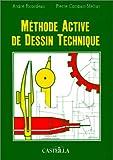 echange, troc André Ricordeau, Pierre Compain-Mefray - Méthode active de dessin technique