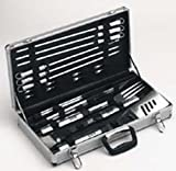 Viners 18 Pce BBQ Tool Kit in Metal Case