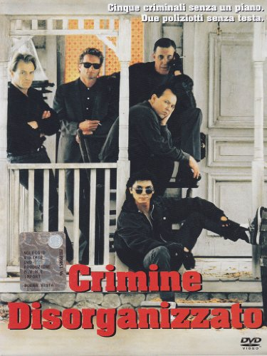 Crimine disorganizzato [IT Import]