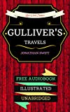 Image of Gulliver's Travels: By Jonathan Swift  & Illustrated (An Audiobook Free!)