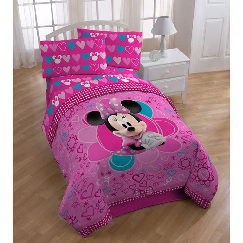 Minnie Mouse Bedding And Home Decor For Kids