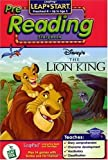 LeapFrog LeapPad Book: Disney The Lion King