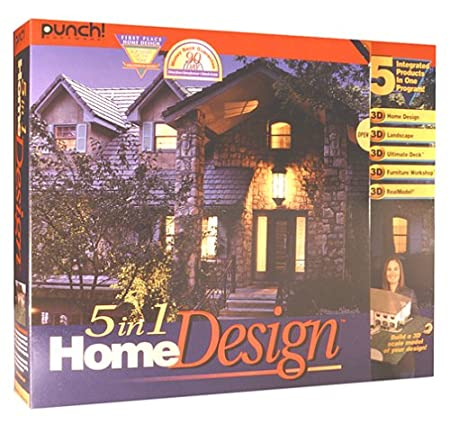 Punch 5 In 1 Home Design - Old Version