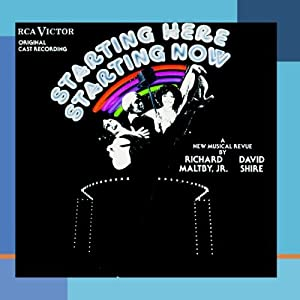 Starting Here, Starting Now (Original 1977 Off-Broadway Cast)