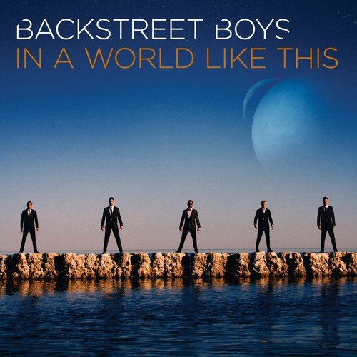 CD : Backstreet Boys - In a World Like This (CD)