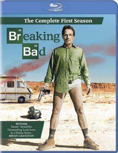 Breaking Bad: Complete First Season [Blu-ray] [Import]