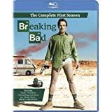 Breaking Bad: The Complete First Season [Blu-ray] ~ Bryan Cranston