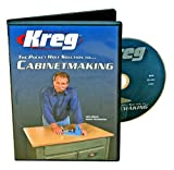 Kreg V03-DVD Pocket Hole Joinery DVD, Cabinet Making - B0007VYL3E