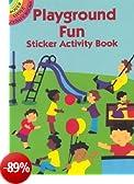 Playground Fun Sticker Activity Book