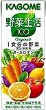 カゴメ 野菜生活100 オリジナル 200ml×24本 ランキングお取り寄せ